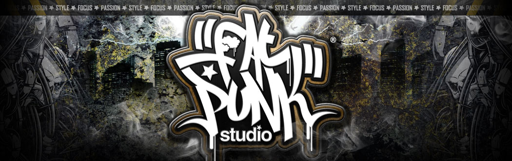 Fat Punk Studio - Focus, passion, style,