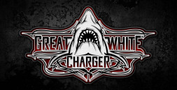 GREAT WHITE CHARGER LOGO