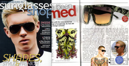 SUNGLASSES SHOP MAGAZINE