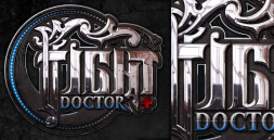 FIGHT DOCTOR LOGO CREATION