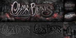 ALL OZZY BEATS LOGO & WEBSITE HEADER