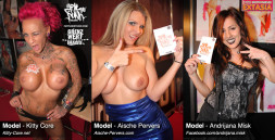 EXTASIA ADULT ENTERTAINMENT EVENT