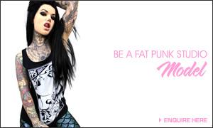 BE A FAT PUNK STUDIO MODEL
