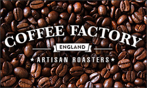 Fat Punk Studio Silverback coffee direct from The Coffee Factory
