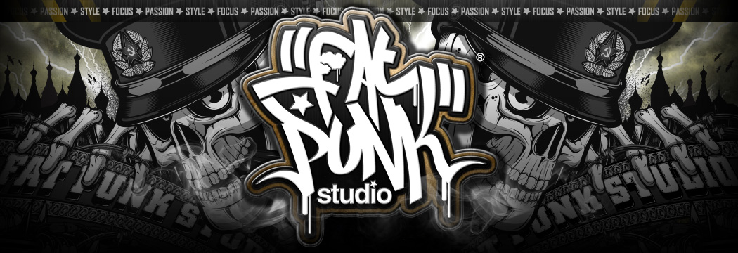 Welcome to the official website of Fat Punk Studio
