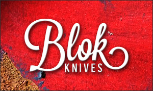 Blok Knives and Fat Punk Studio bring you the very best custom chefs knives