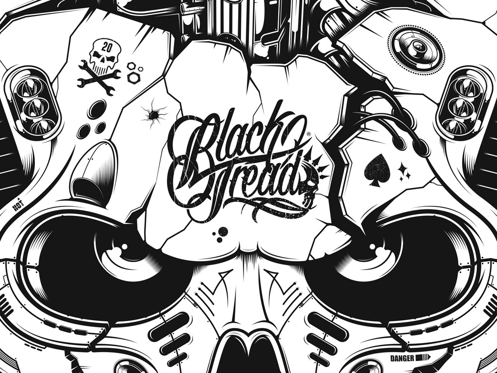 black-tread-skull-illustration-fat-punk-studio-01