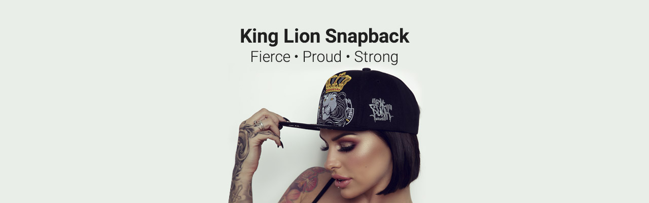 designer-luxury-king-lion-snapback-cap