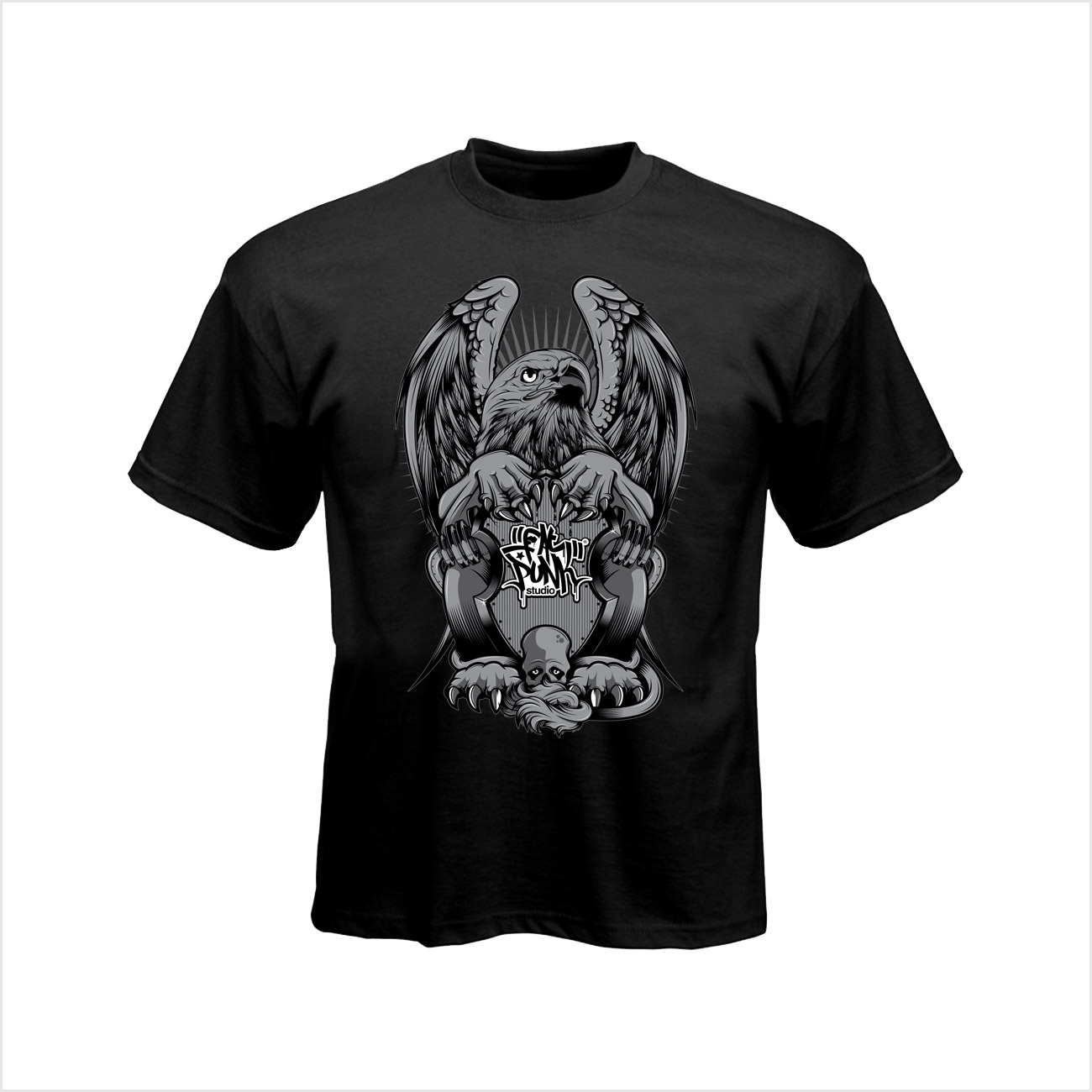 fat-punk-studio-griffin-t-shirt-black-01