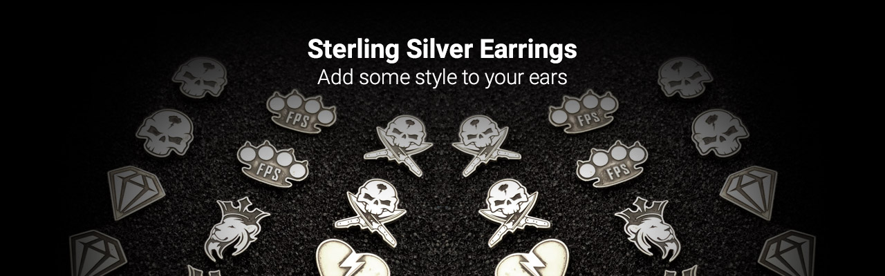 handmade-sterling-silver-earrings-fat-punk-studio