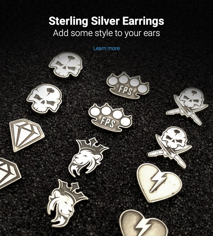 handmade-sterling-silver-stud-earrings-fat-punk-studio