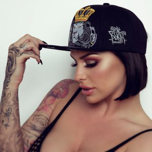 kitty-k-king-lion-snapback-cap-fat-punk-studio