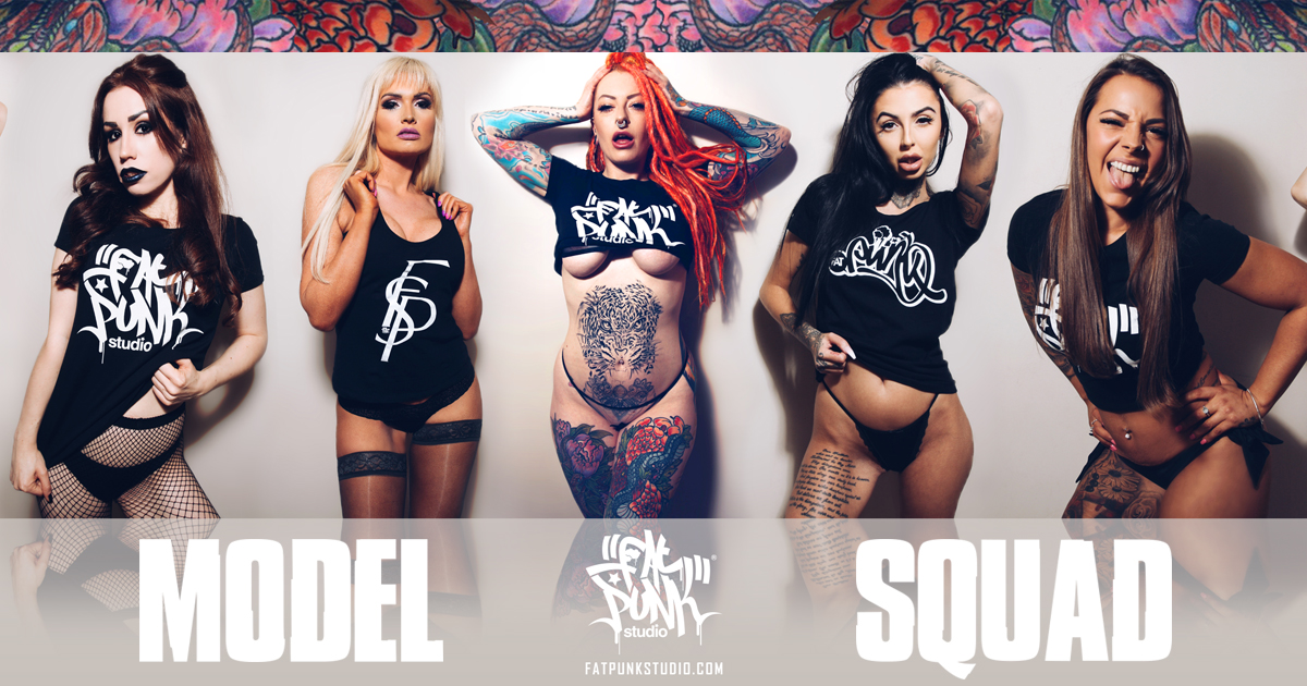 modelling-squad-page-application-fat-punk-studio